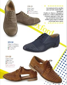 3d1fde87 Calzado oxford Cklass. zapatos de moda para mujer, zapatos de teens, zapatos  estilo