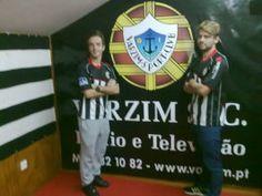 Jogadores do Varzim querem surpreender Gil Vicente e fazer história