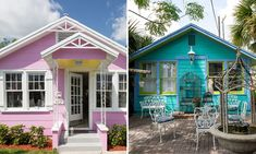 Cute cottage homes.
