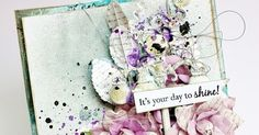 Hey there everyone! I hope this finds you well. I am here today to share with you a card I created for Prima using their new Ingvild Bolm...