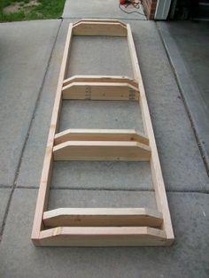 DIY Bike Storage Rack | Singletracks Mountain Bike Blog