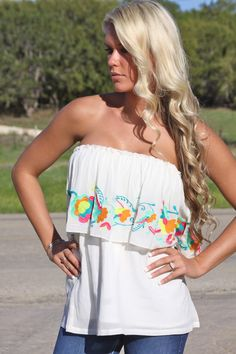 Belize top by Missy Robertson free shipping with code fireworks
