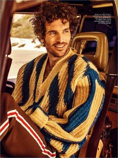 Justice Joslin is all smiles in his latest story. He embraces summer vibes as he graces the pages of Spanish GQ. Photographed by Richard Ramos, Justice Gq Mens Style, Gq Style, Spanish Men, Spanish Style, Justice Joslin, The Fashionisto, Gq Magazine, Magazine Covers, All Smiles