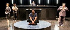 The Last Days of Judas Iscariot - Directed by John Vreeke - Forum Theatre, Washington DC Set Design Theatre, Sound Design, Washington Dc, It Cast, History, Theater, Canon, Students, Drama
