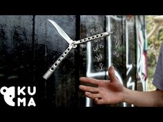 Incredible Butterfly Knife Tricks (Balisong) - YouTube