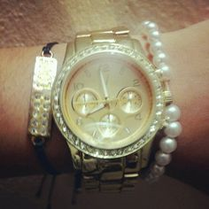 Reloj Oro.