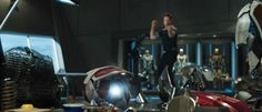 Iron Man 3 Trailer HD.Wallpaper and background images in the Movies