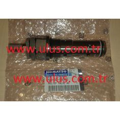 Relief valve Komatsu hydraulic spare parts
