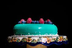 Flamme Cake Green by lililoveme.by