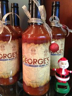 George's Mixes | Bloody Mary Mix | Cocktail Mixes | Photo Gallery Merry Christmas! Cheers!