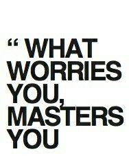 Worries Needed.