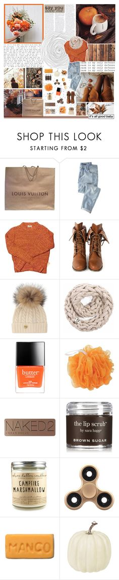 """★; feel it in my bones like oh"" by ecclxsiastes ❤ liked on Polyvore featuring WALL, Louis Vuitton, Wrap, Acne Studios, Wild Diva, Holland Cooper, Butter London, The Bathery, Urban Decay and Sara Happ"