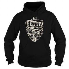 Awesome Tee FETTIG Last Name, Surname Tshirt T shirts