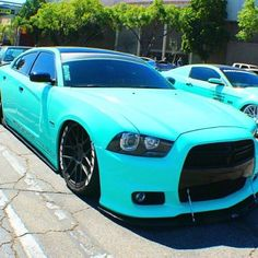 Dodge Charger!! Blue like the new version of the day!! #speedagents #dodge #charger #money