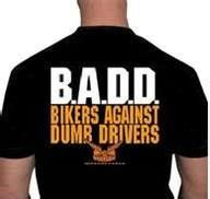 Bikers Against DUMB Drivers