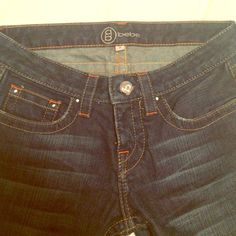bebe jeans Made in Mexico , Size 28, worn 1-2 times. bebe Jeans Flare & Wide Leg