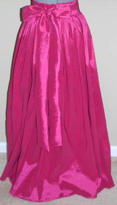 Ball Gown Skirt DIY