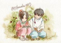 鬼恋弐/描いた絵まとめ③|日々修羅場