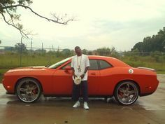 Lil Boosie Cars | HOT CARS TV: CELEB SCOOP: LIL BOOSIE'S 09 CHALLENGER
