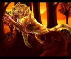 'Warriors' Fan Art Program: Paint Tool SAI & PSE12 Time Taken: 5 hours? idkWell, I honestly don't know where this came from. xD I felt like I needed to do some more Warriors FA, and Lionblaze i...