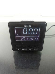 """AEG"" MRC 4137 PLL Alarm Clock Radio stock 9770pcs , Europe plug , 220-240v /50Hz standard , #stocklots #inventory #SALE #mobileaccessories #mobileaccessorize #exportimport #importexport #ksl #consumergoods #gifts #promotions #marketing #advertising #online #ebay #keesouleleccoltd #homeappliances #Chinawholesale #Chinaretail #Closeouts #bizinis #instacool #chilling #iphone6 #charger #pc #usbcable #charger #audio #cables #avcable #cooler #POWER #accessories #alarmclock"
