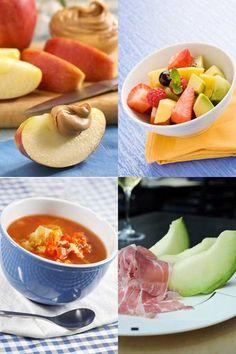 100 Low-calorie Snacks Under 100 Calories Low Calorie Snacks, Diet Snacks, Low Calorie Recipes, Diet Recipes, Cooking Recipes, Super Healthy Recipes, Healthy Foods To Eat, Healthy Snacks, Healthy Eating