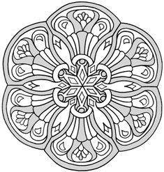 cherokee mandala coloring pages - photo#11