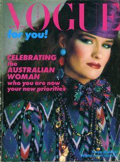 Vogue Australia, April 1980   Flickr - Photo Sharing!