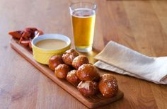 Best Bites: Pizza dough pretzel bites with beer cheese - AOL Food