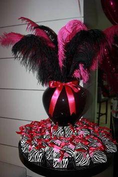 Zebra Burlesque Party, Wreaths, Halloween, Lingerie, Home Decor, Decoration Home, Door Wreaths, Room Decor, Underwear