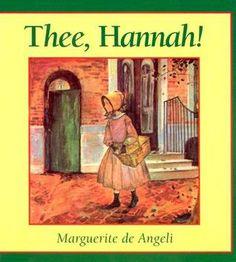 Marguerite de Angeli, Thee, Hannah!