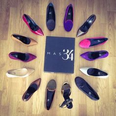 Zapatos MAS34 www.mas34shop.com