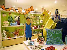 Makumo shop- I <3 the big bow