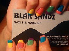 mix & match by BlakSandz - Nail Art Gallery nailartgallery.nailsmag.com by Nails Magazine www.nailsmag.com #nailart