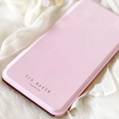c7b5869f277ddf Pink Ted Baker Phone Case Girly Phone Cases