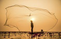 Fotograf Fisherman von Sasin Tipchai auf 500px