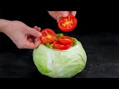 Regret ca abia acum am aflat acest secret. Chipotle Rice, Creative Food Art, Youtube Cooking, Lunch Meal Prep, Cabbage Recipes, Relleno, Recipies, Dessert Recipes, Cooking Recipes