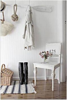 Garderobe Paddel
