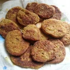 Wheat Gluten Steaks are a home made vegetarian meat steak that takes the place of real meat. This is a great alternative if you are not a meat...