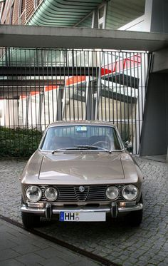 Idea: How about Photos of 105 GT's only? - Page 24 - Alfa Romeo Bulletin Board & Forums