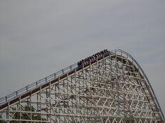 The Great American Scream Machine  Six Flags over Georgia