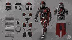 Star Wars Characters Pictures, Star Wars Pictures, Star Wars Images, Star Wars Planets, Star Wars Rpg, Star Wars Clone Wars, Mandalorian Ships, Mandalorian Cosplay, Star Wars Concept Art
