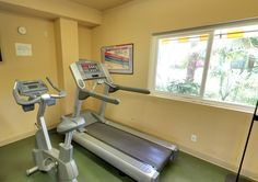 No need to skip #WorkoutWednesday when you stay with us! As our guest, you will have access to our fitness center!