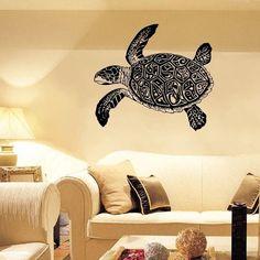 sea turtle vinyl