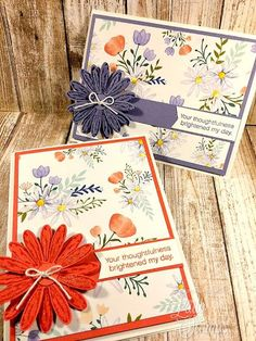 Raquelle | Mother's Day Classes! | Stampin' Up!