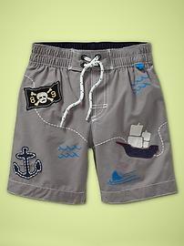 Baby Clothing: Toddler Boy Clothing: Swimwear   Gap