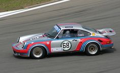 Wikipedia picture of the day on November 14 2017: Porsche 911 Carrera RSR built in 1974 at the Oldtimer Grand P https://t.co/yJKpPcn7Ly
