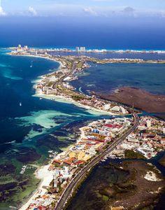 - Cancun, Mexico
