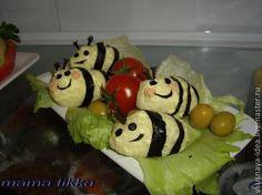 """Детские суши """"Пчёлки"""" - Ярмарка Мастеров - ручная работа, handmade"""
