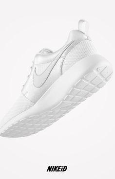 3e23271ca8e31 Nike Roshe Run ID 'White Snake' Best Running Sneakers, Running Shoes Nike,